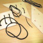 Готовые шнуровки