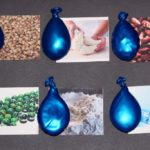 Сенсорные мешочки из шариков