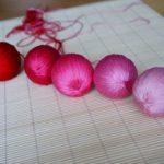 Готовые шарики для мобиля