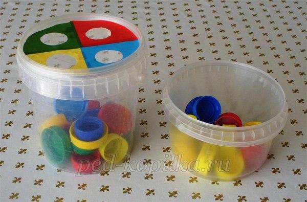 Игрушки для ребенка 2 года своими руками фото