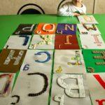 Изучение букв