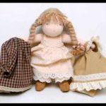 Одежда вальдорфской куклы