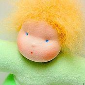 Вальдорфская кукла-обнимашка