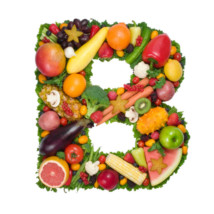 витамины группы В