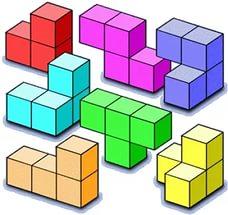 Разноцветные кубики для всех