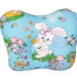 Ортопедическая подушка для ребёнка