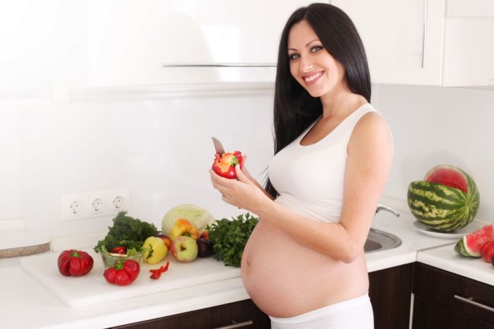 Рацион во время беременности