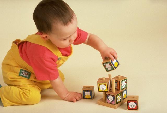 Развитие ребёнка в год