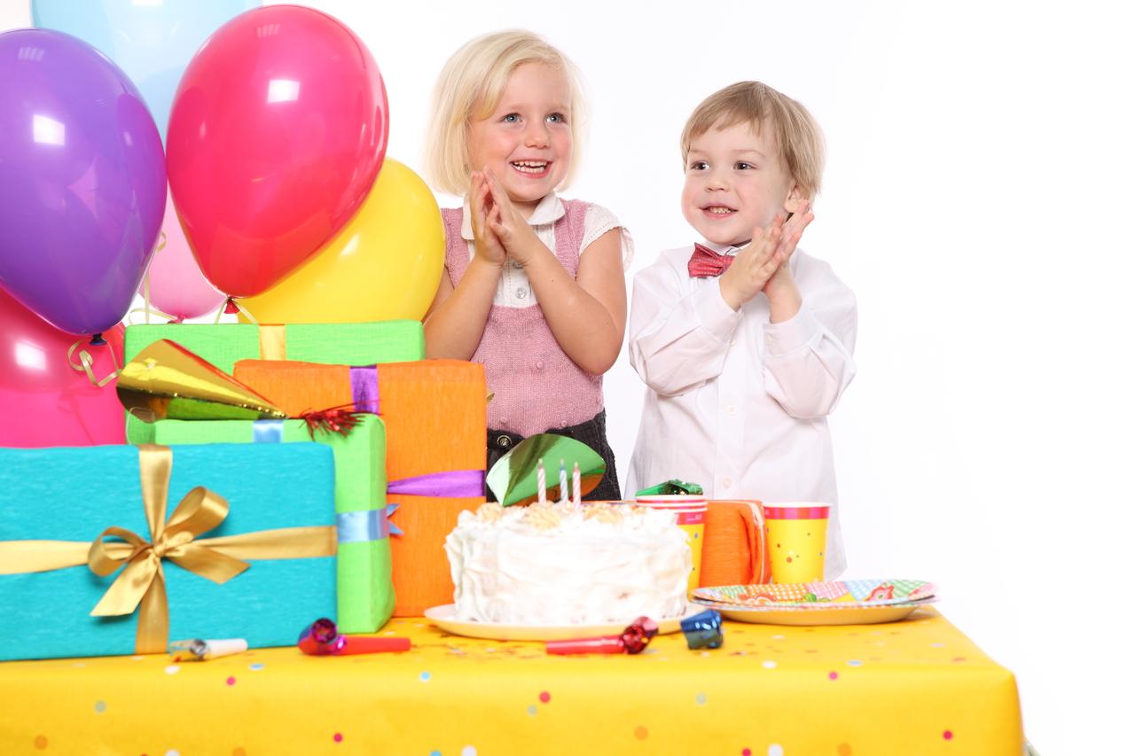 Что приготовить на детский день рождения — меню праздника