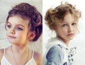 Модные стрижки для маленьких принцесс