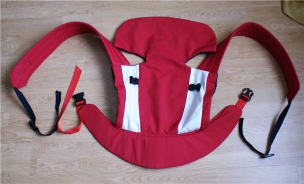 Готовый эрго-рюкзак своими руками