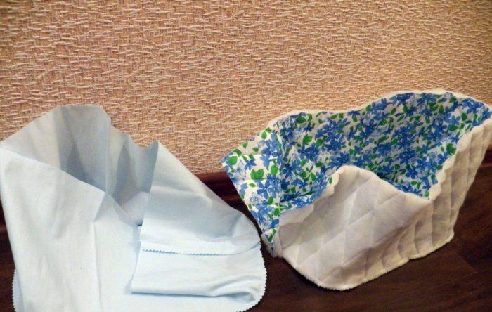 Чехол из внешней ткани