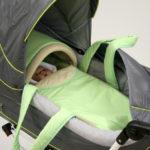 Люлька-переноска в дополнение к коляске