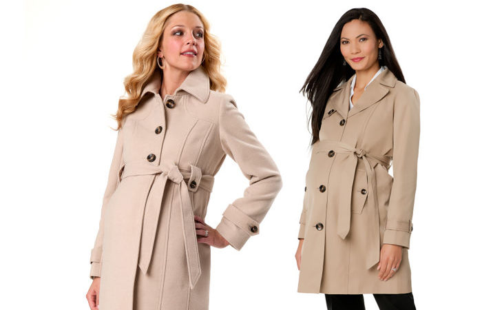 Мода для беременных осень-зима