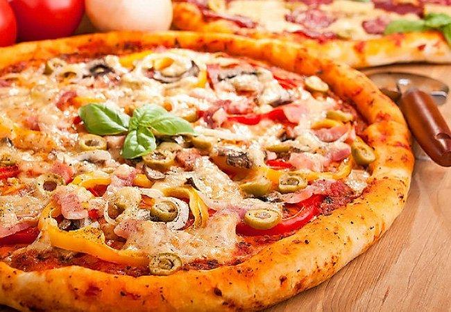 Пицца для детского праздника