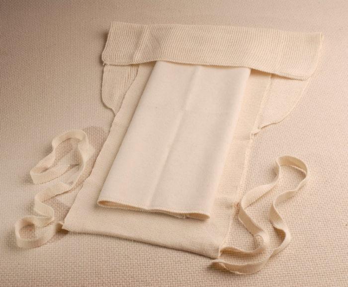 Марлевые подгузники для новорождённых  как сшить и использовать, а ... 80e6afb5355