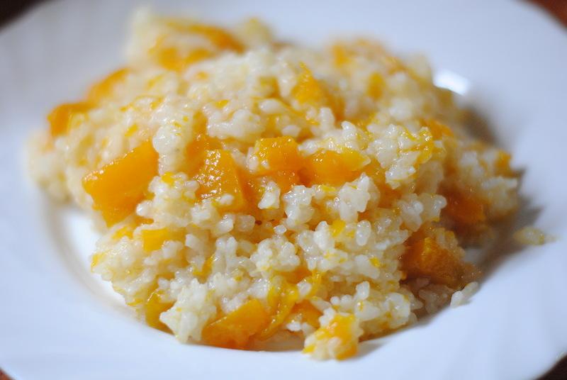 каша рисовая с тыквой на молоке рецепт с фото
