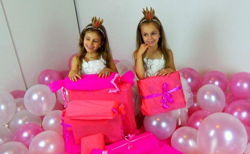 Подарки девочке на день рождения или другие праздники