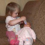 Игра «Дочки-матери»