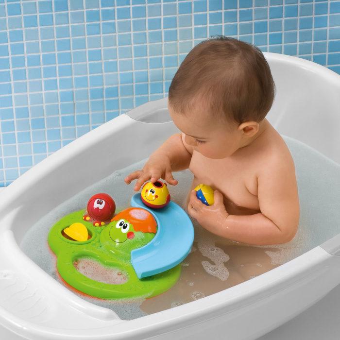 Интересные игрушки для ванной