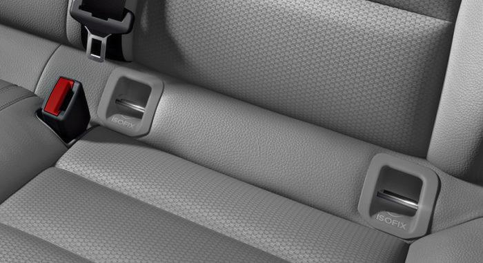 Isofix в автомобиле