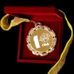 Медаль на годик