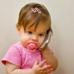 Разговариваем по телефону, как мама