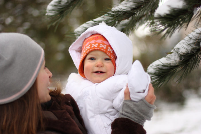 Развитие ребенка на 7 месяце жизни