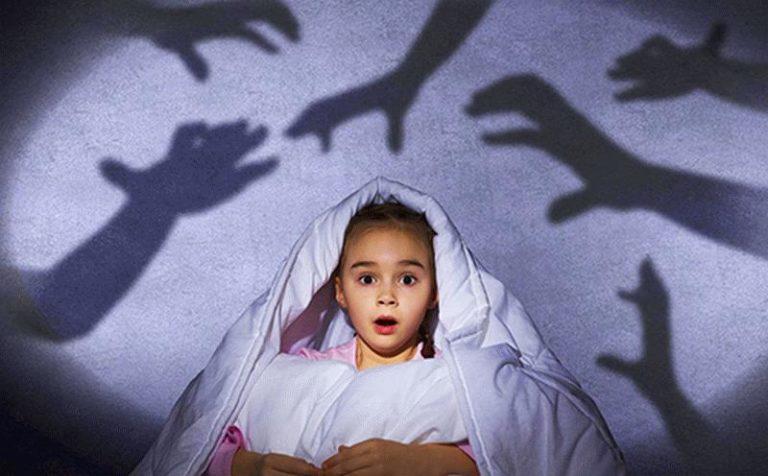 Ребенок боится засыпать, как избавить ребенка от