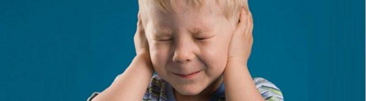 Боязнь громких звков - естественная реакция детской психики на внешний раздражитель