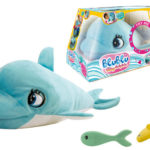 Интерактивный дельфин