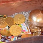 Клад из шоколадных монет
