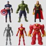 Фигурки супергероев серии «Мстители»