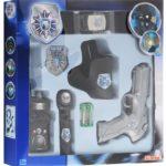 Набор для ролевых игр в полицию