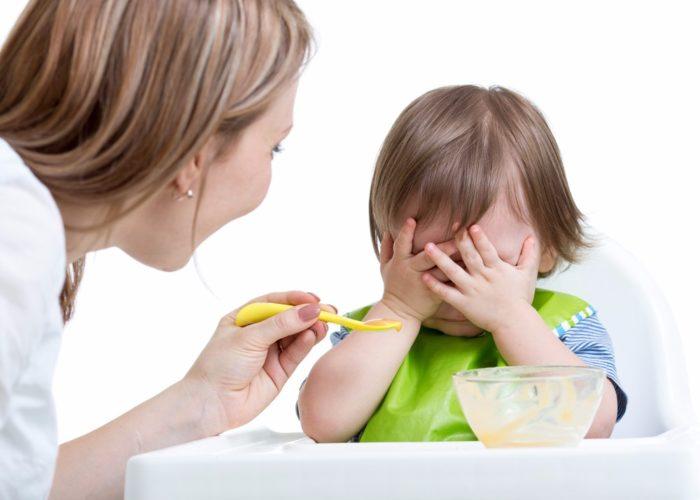 Нарушение аппетита у ребенка