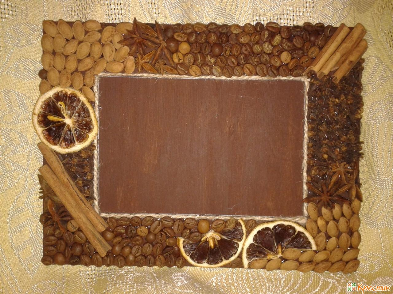 Картины из кофе своими руками фото 385