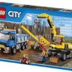 Строительная площадка Лего-города