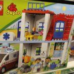 Набор Лего Duplo «Спасатели»