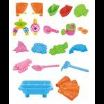 Игрушки для пляжа