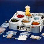 Набор еды для космонавта