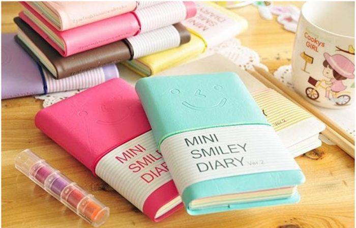 Ежедневники для девчонок