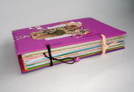 Самодельный дневник