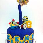 Торт «Миньоны»