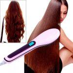 Электрическая расчёска-выпрямитель волос