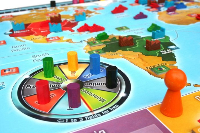 Игровое поле Империал 2030