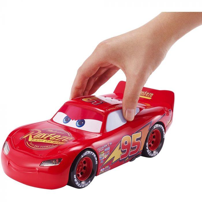 Машинка на батарейках