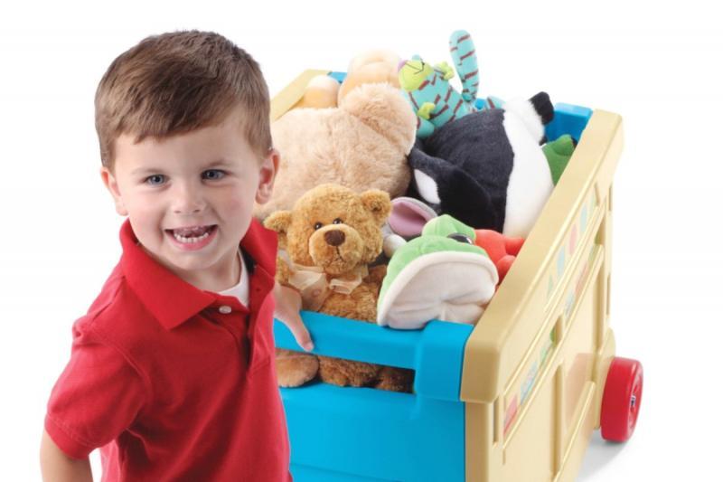 Варианты подарков трёхлетнему малышу на день рождения