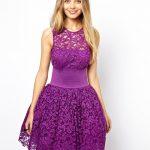Девочка в вечернем платье