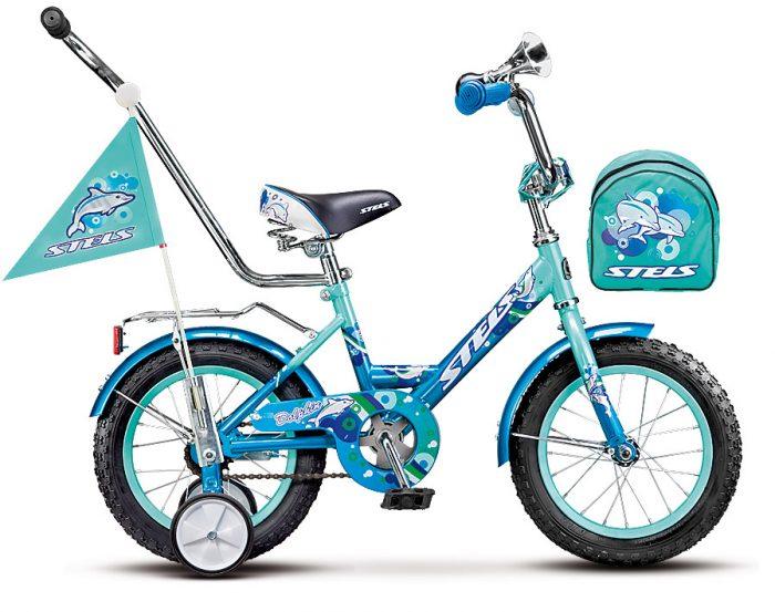 Велосипед четырёхколёсный