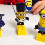 Лего Миньоны